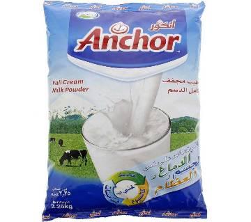 Anchor Full Cream Milk - 2.25kg (New Zealand)