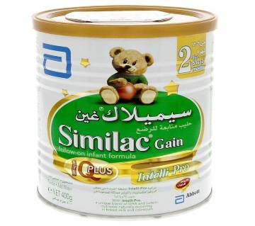 Similac - 2 Follow On Milk - 400gm - Ireland