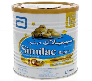 Similac - 1 First Infant Milk From Birth - 400gm - Ireland
