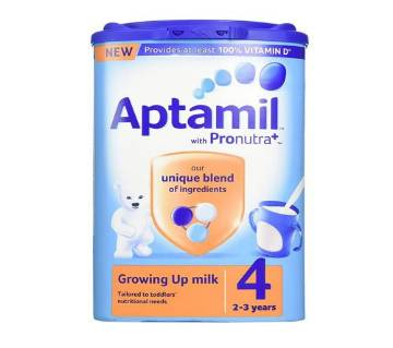 Aptamil - 4 Growing Up Milk Powder - 800g - Poland