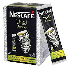 Nescafeআরাবিয়া ইনস্ট্যান্ট এরাবিক কফি with Cardam (দক্ষিণ কোরিয়া)