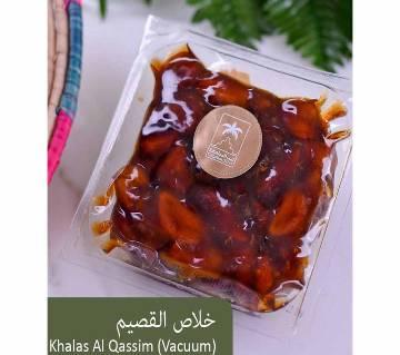 Khalas Al-Qaseem dates - 500g (Saudi Arab)