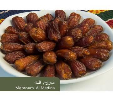 মাবরুম আল-মদীনা খেজুর (MABROOM DATES) – ৫০০গ্রাম (সৌদিআরব)