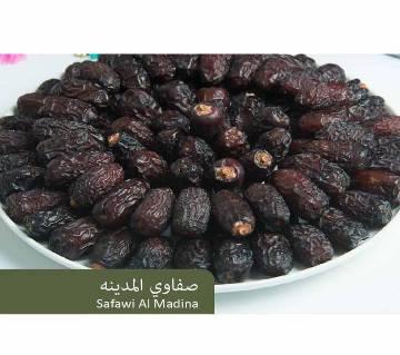 সাফাওয়াই আল-মদীনা খেজুর (Safawi Dates ) – ১ কেজি (সৌদিআরব)
