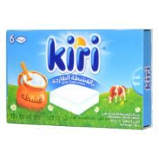 Kiri Square Creamy Cheese, 6 Cubes - 108g