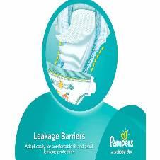 Pampers Active বেবি ড্রাই ডায়াপার সাইজ ৪ (৭৬ পিস) - সৌদি আরব বাংলাদেশ - 7134712