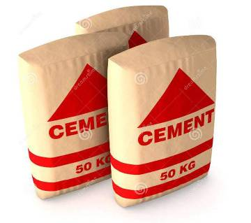 Bags cement 50kg