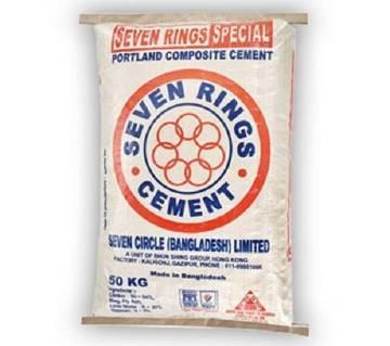 seven rings cement 50kg
