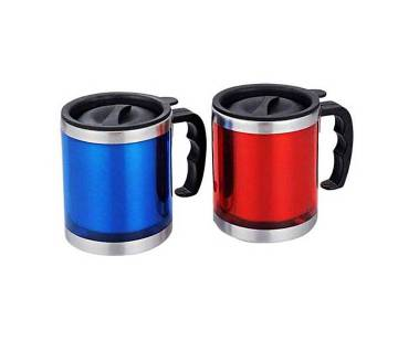 Stainless Still Travel Coffee Mud (Multi Colour)