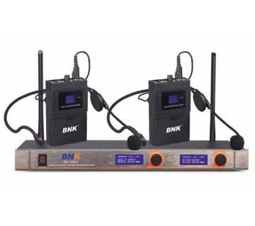 BNK - BK25H Double Wireless Microphone