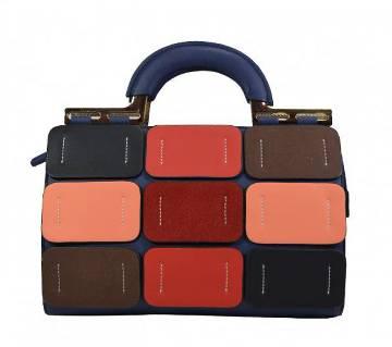 Celebrity Style Hand Bag- Multi Color