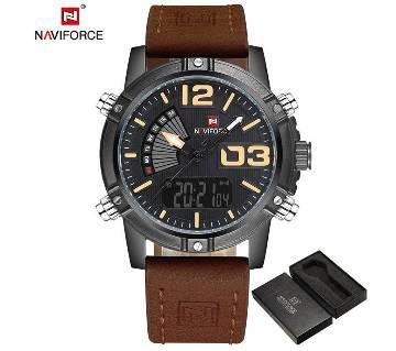 NAVIFORCE-9095 Gents Wrist Watch