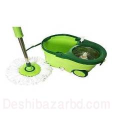 Easy Magic Spin Mop Rotate Drier Bucket