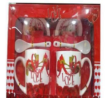 LOVE YOU Couple Mug