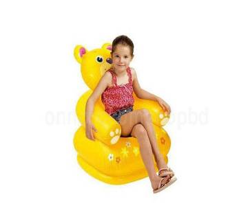 INFLATABLE TADY BEAR CHAIR FOR KIDS