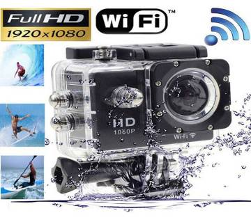 FULL HD 4K ACTION waterproof camera