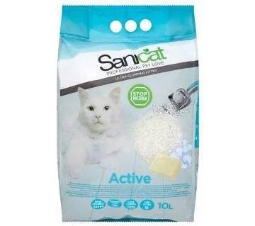 Sanicat Cat litter Active-10L