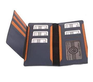 Long Shaped wallet