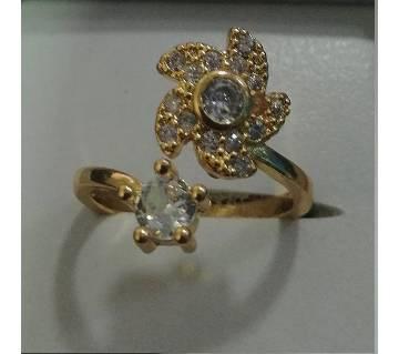 Flower Finger Ring