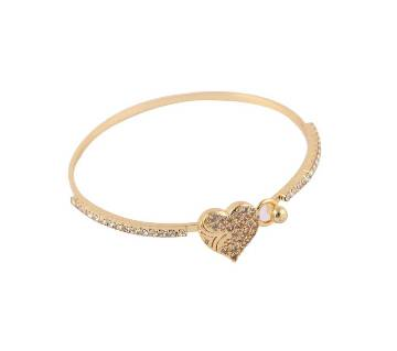 Gold Plated Stone Setting Bangles