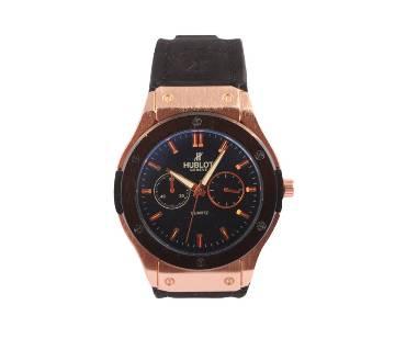 Hublot Mens Wrist Watch (Copy)