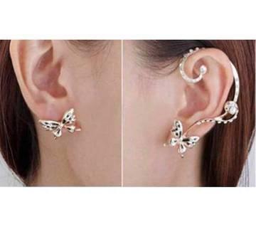 Butterfly Shaped Earring