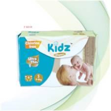 kidz Diapers S (3-6kg). F=Kd-04