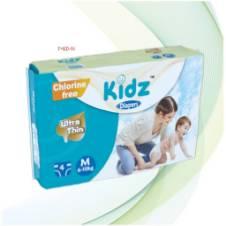 kidz Diapers M (6-10kg). F=KD-06