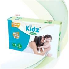 kidz Diapers L (9-13kg). F=KD-08