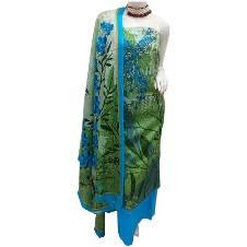 Cotton Embroidery Design Salwar Kameez Set