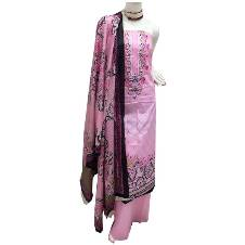 Cotton Printed Lawn For Women