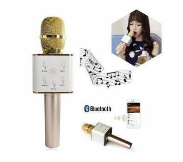 Q7 Karaoke মাইক্রোফোন