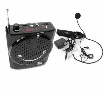 Rechargeable Loudspeaker With FM Radio