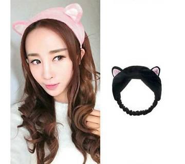 Cute Cat Soft Hair Head Band