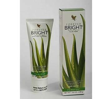 Aloe Vera Zahnpasta, Forever Bright Toothgel 28, 130g