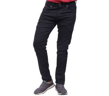 Gents semi narrow stretched jeans pant