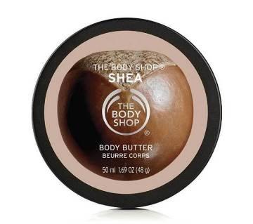 The Body shop Shea Body Butter-50ml