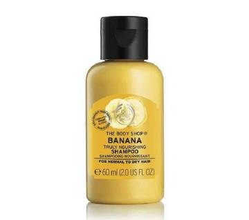 The Body Shop ব্যানানা শ্যাম্পু-৬০ মিলি. বাংলাদেশ - 5911441