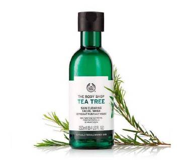 The Body Shop TEA TREE Face wash- 250ml