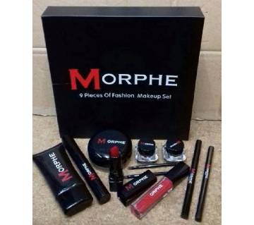 Morphe 9 pcs makeup set
