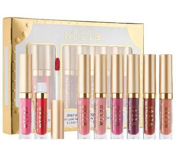 Stila star studded lipstick -8 pcs