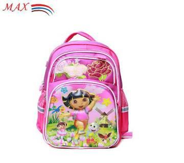 Max M-1602 School Bag