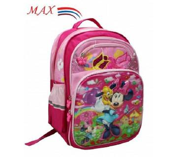 CARTOON SCHOOL BAG M-1605
