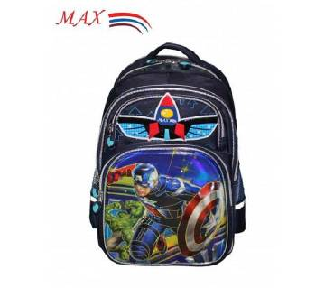 CARTOON SCHOOL BAG M-1603