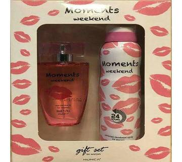 MOMENTS - Weekend
