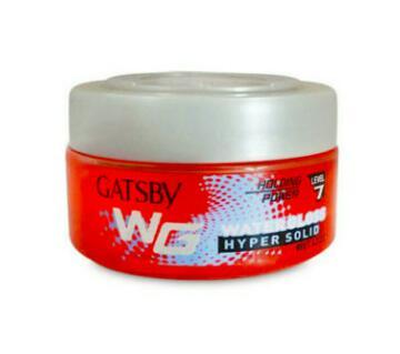 Gatesby Hair Gel (75g) Indonesia