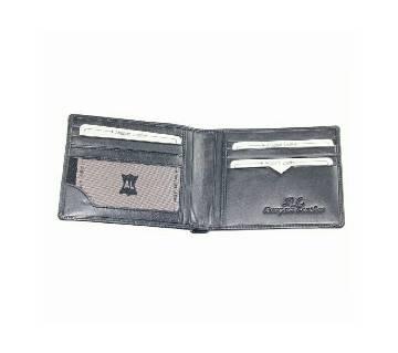 Regular shaped gents wallet