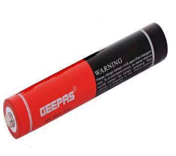 GEEPAS Rechargable Ni-Cd Battery 3.6 v