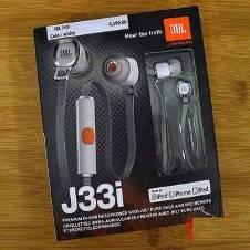 JBL J33I Earphones