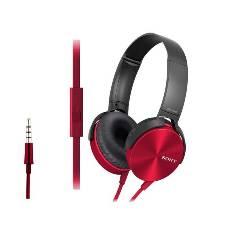 SONY MDR XB-450AP Extra Base Headphones